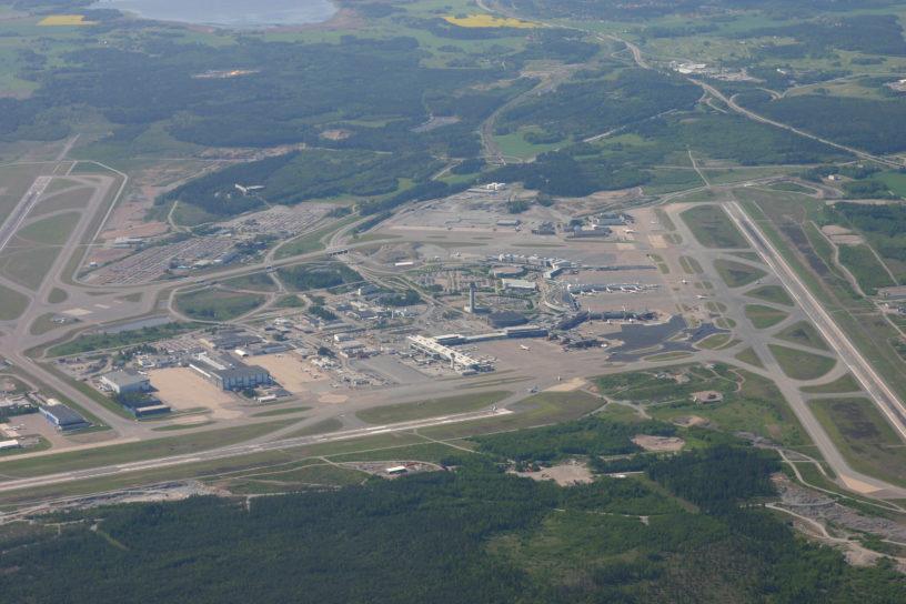 informationstext om Arlanda Flygplats